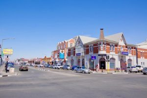 100th Cruise Report] Call in Walvis Bay (Namibia) | PEACE