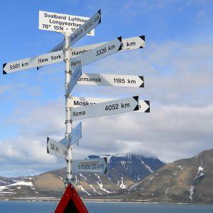 """""""Longyearbyen,"""
