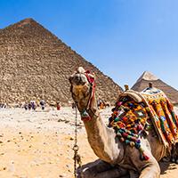 Pyramid, Egypt